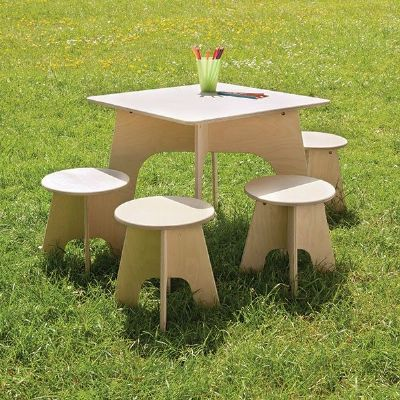 Outdoor childrens table and chairs,outdoor childrens table,outdoor play equipment